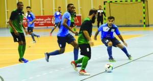 غزارة أهداف في مباريات اليوم الثاني وإقامة 5 لقاءات لتحديد هوية المنافسين