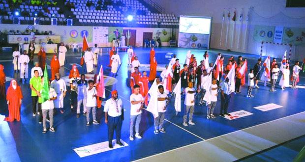 افتتاح منافسات البطولة الآسيوية للشباب لكرة اليد بمحافظة ظفار
