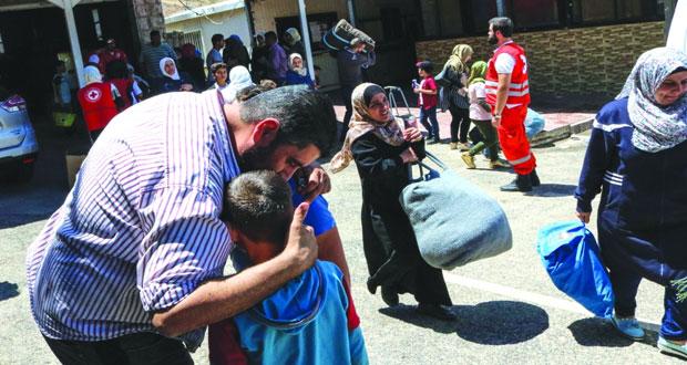 الجيش السوري يقترب من إنهاء الوجود الإرهابي بريف درعا