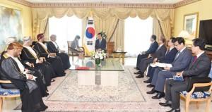 مذكرة تفاهم مع كوريا لإنشاء المدن الذكية ومنتدى الأعمال يستعرض الفرص الاستثمارية