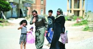 الجيش السوري يعيد الاستقرار إلى مزيد من البلدات بدرعا