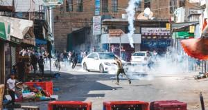 شهيد وعشرات الجرحى في (جمعة الوفاء للخان الأحمر)