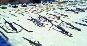 الجيش السوري يحبط هجوما إرهابيا باللاذقية .. ويعثر على كمية ضخمة من الأسلحة في ريف حمص