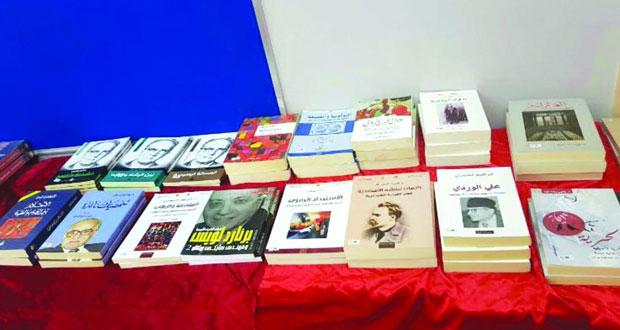 افتتاح معرض للكتاب بقريات