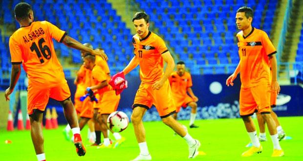 الشباب يواجه الهلال السعودي في كأس العرب للأندية