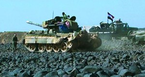 الجيش السوري يحكم سيطرته على الحدود الإدارية لريف السويداء الشرقي