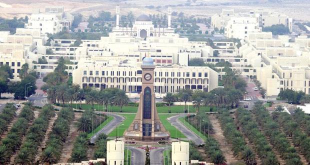 جامعة السلطان قابوس تنتهي من اجراءات القبول واستقبال الطلبة الجدد من الدفعة الثالثة والثلاثين