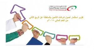 593 مليون ريال عماني إجمالي استثمارات شركات التأمين بنهاية الربع الثاني من العام الجاري