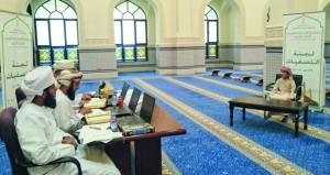 بدء التصفيات الأولية لمسابقة السلطان قابوس للقرآن الكريم الثامنة والعشرين في مسندم
