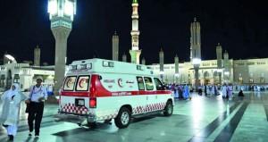 السعودية: وصول 5ر1 مليون حاج .. وأكثر من 192 ألف موظف لخدمتهم