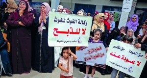 168 شهيدا بـ(مسيرات العودة) بينهم 27 طفلا و3 مسعفين