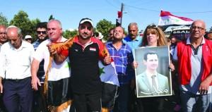 الجيش السوري يدمر أوكارا للإرهابيين في ريف حماة الشمالي