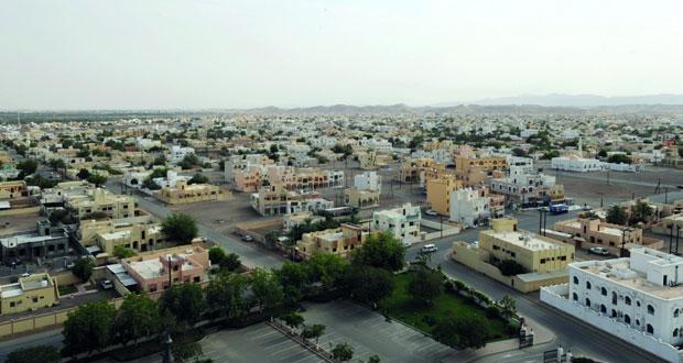 22 ألفاً و128 قطعة أرض عدد قطع الأراضي السكنية الممنوحة بمحافظات السلطنة حتى نهاية يوليو الماضي