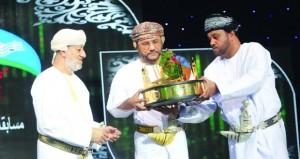 وزير الدولة ومحافظ ظفار يتوج حفظة القرآن الكريم