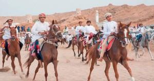 بفعاليات تراثية وترفيهية .. استمرار بهجة العيد
