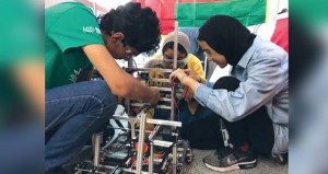 """""""شل"""" تدعم فريق السلطنة في """"أولمبياد الروبوت العالمي"""""""
