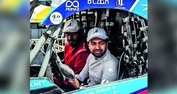 بعد المشاركة الناجحة في رالي باها بإسبانيا عبدالله الزبير جاهز لمنافسات الجولة التاسعة لرالي كروس كنتري