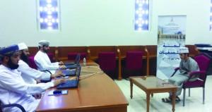 لجنة التصفيات الأولية لمسابقة السلطان قابوس للقرآن الكريم الـ (28) تزور غداً مركز صلالة