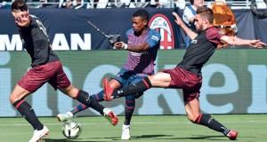 في الكأس الدولية للأبطال: شباب ريال يهزمون يوفنتوس وميلان يفاجىء برشلونة