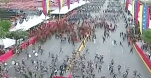 فنزويلا: مادورو ينجو من اغتيال وكولومبيا تنفي الاتهامات