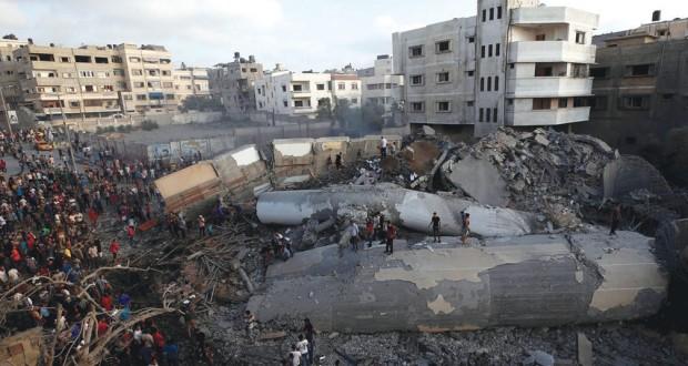 هدوء (مؤقت) في غزة جراء إعلان تهدئة بين المقاومة والاحتلال بوساطة مصرية