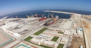دافوس) يتوقع ارتفاع حركة البضائع بميناء الدقم بحلول 2022