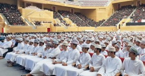 جامعة السلطان قابوس تستقبل 3 آلاف طالب وطالبة في دفعتها الثالثة والثلاثين