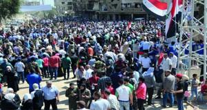 الجيش السوري يدخل عمق بادية السويداء