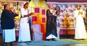 """مسرح الطموح يقدم """"الخطة"""" ثالث أيام العيد الأضحى بالسويق"""