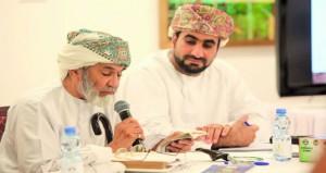 """مختبر الشباب ببيت الزبير يحتفي بـ """"الثراء اللغوي في السلطنة"""" ويسرد تفاصيل لغة وكتابة أهل عمان قبل الإسلام"""