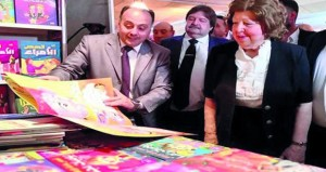 سوريا تعلن عن بدء الدورة 30 لمعرض الكتاب الدولي