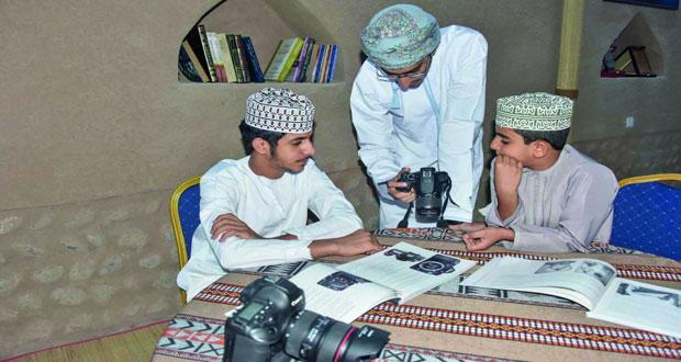 الجمعية العمانية للتصوير الضوئي تنظم الدورات التدريبية الصيفية 2018م
