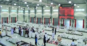 أكثر من 332 ألف ريال عماني قيمة المبيعات بسوق الجملة المركزي للأسماك في يوليو الماضي