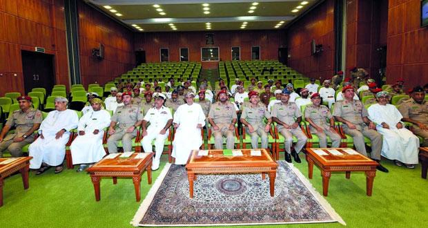 كلية الدفاع الوطني تحتفل بافتتاح الدورة السادسة