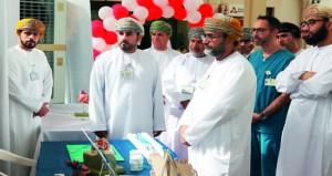 المستشفى الجامعي يحتفل بمرور عشر سنوات على افتتاح وحدة قسطرة القلب
