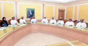 الاجتماع الأول لمجلس أمناء كلية عمان للعلوم الصحية والمعهد العالي للتخصصات الصحية