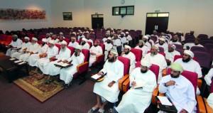 الملتقى التربوي التاسع للهيئة التدريسية والوظائف المرتبطة بها يواصل فعالياته بمركز السلطان قابوس العالي للثقافة والعلوم
