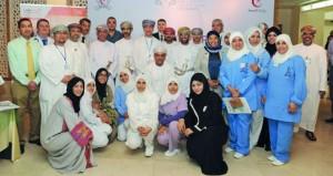 إجراء أكثر من 300 عملية بالمستشفى السلطاني بنسبة نجاح تجاوزت 95 %