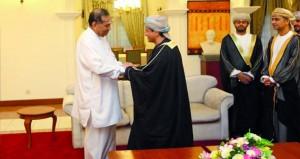 استعراض العلاقات الثنائية بين السلطنة وسريلانكا