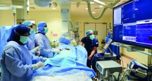 تدشين أجهزة حديثة لزراعة منظمات نبضات القلب