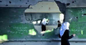 المستلزمات المدرسية تُثقل كاهل الفلسطينيين في ظل الحصار