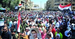 سوريا: مباحثات روسية مع المسلحين في إدلب ومشاورات عاجلة في مجلس الأمن بخصوصها