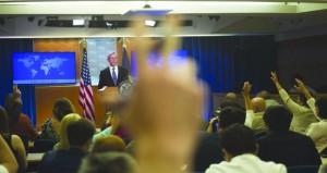الخارجية الأميركية تشكل مجموعة عمل لتعزيز الضغوط على إيران
