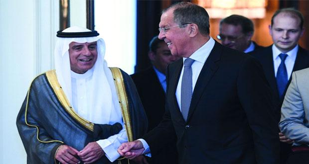 موسكو : اتفاق مع الرياض لتنسيق زيارة بوتين إلى السعودية