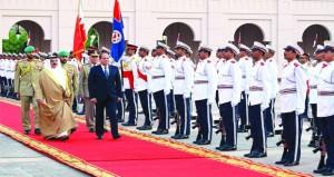 القاهرة والمنامة تبحثان تعزيز العلاقات الثنائية