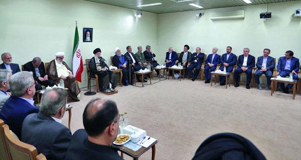 إيران مستعدة للتخلي عن الاتفاق النووي إذا لزم الأمر .. وتوجه الحكومة للعمل لحل مشاكل الاقتصاد