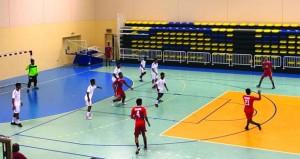 منتخبنا الوطني لناشئي اليد يخسر تجربته الأولى أمام شقيقه الإماراتي