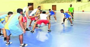 منتخبا الكبادي والسبكتاكراو يدخلان مرحلة جديدة في البرنامج التحضيري بمعسكر صلالة