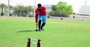 منتخبنا الوطني للكرة الخشبية يشارك في بطولة إيران المفتوحة