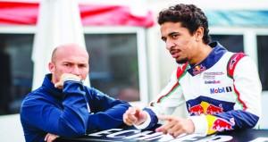 الفيصل الزُبير يكتفي بالمركز الثالث عشر في سباق بلجيكا